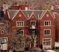 Lubavitch Headquarters in Brooklyn