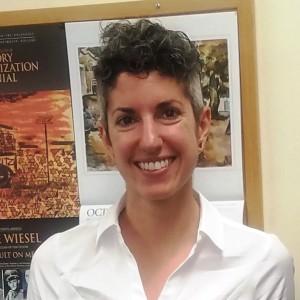 """HEF Assistant Director Alexandra """"Alex"""" Israel"""