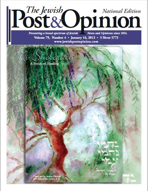 January 16, 2013 – National Edition