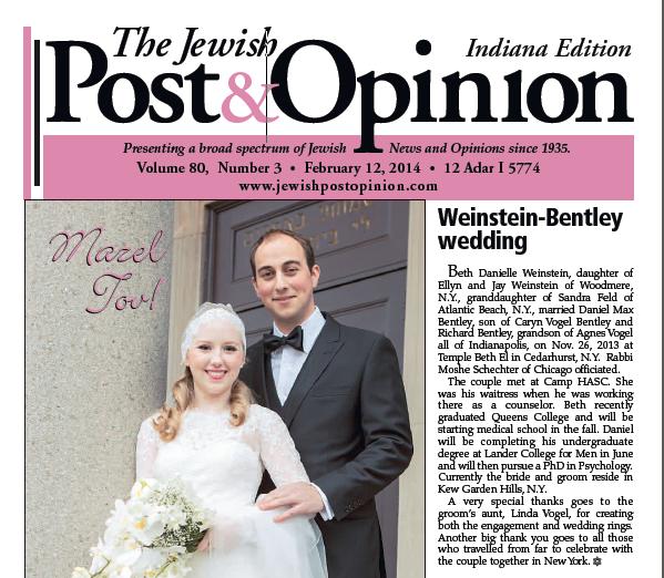 February 12, 2014 – Indiana edition