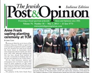May 1, 2013 – Indiana Edition