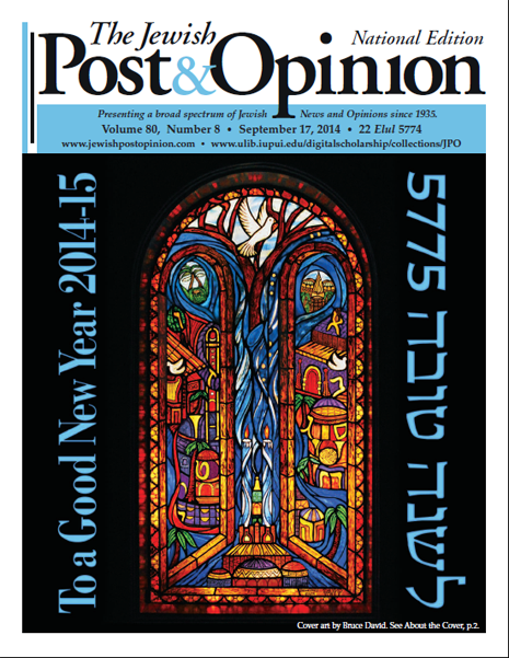 September 17, 2014 — National Edition