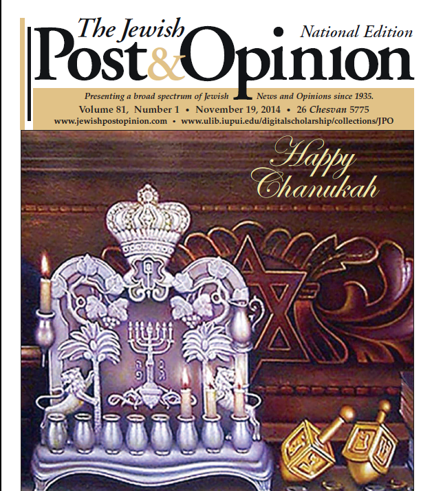 November 19, 2014 – National Edition