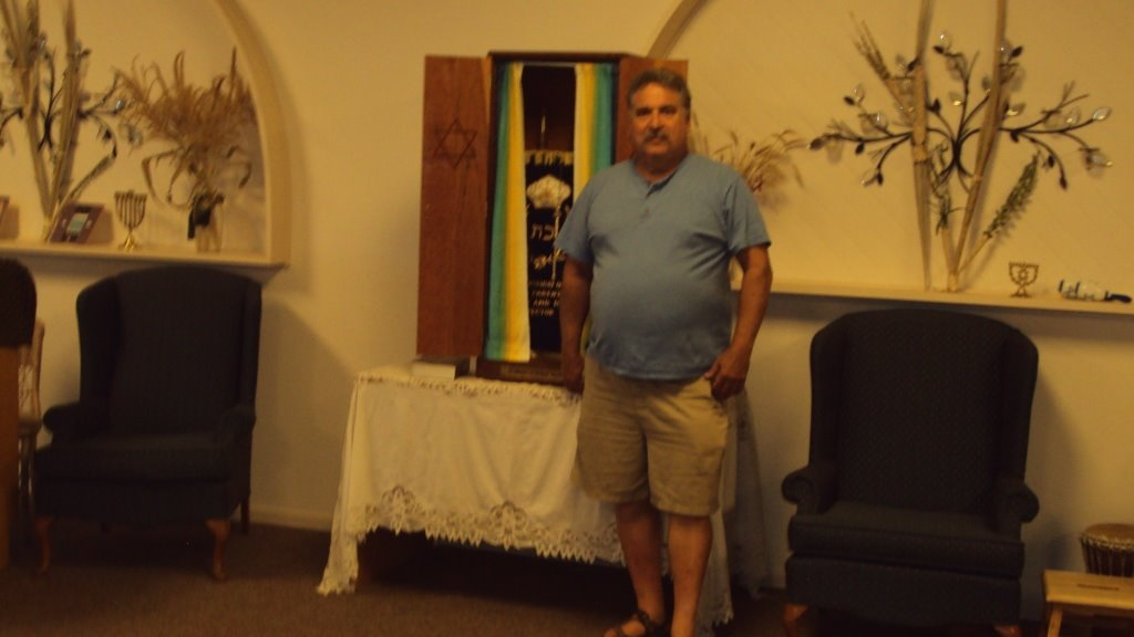 Congregation Har Shalom in Missoula, Montana