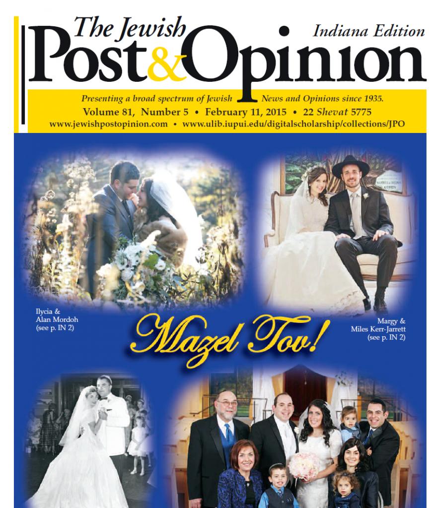 February 11, 2015 – Indiana Edition