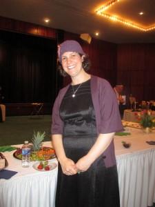 Rabba Sara Hurwitz was the first Orthodox woman rabbi ordained in 2009.