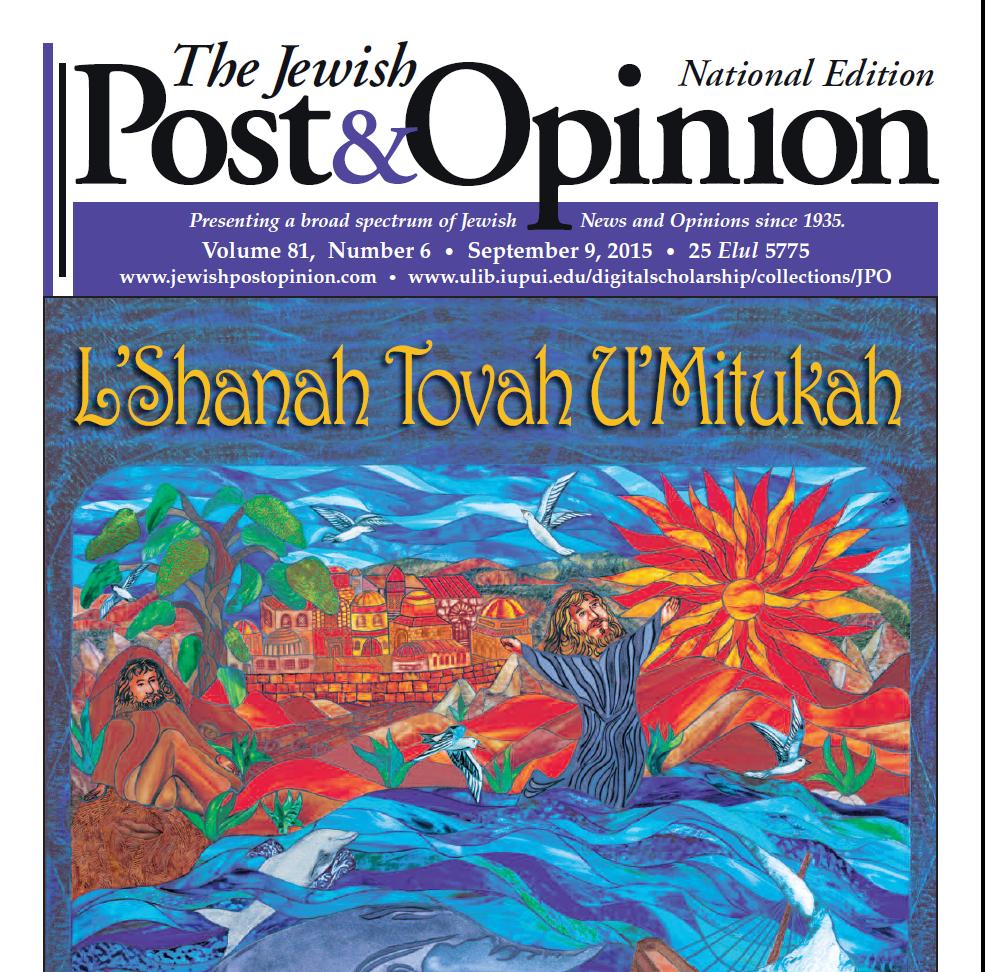 National Edition – September 9, 2015