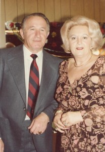 Joe and Helen Farkas 1990